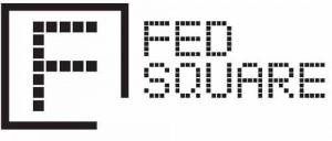 Fed Square Logo - White Background
